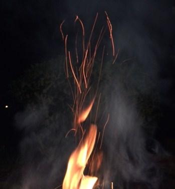 flaming-upwards